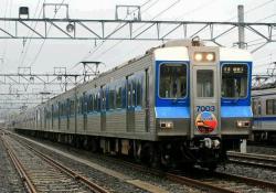印旛車両基地にて(2007.3.25)