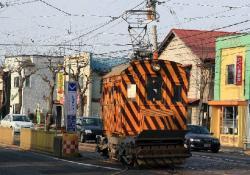 駒場車庫前(2007.12.2)