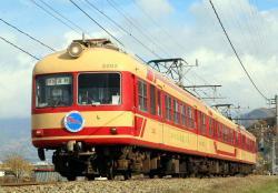 2000系A編成 延徳~桜沢間にて(2006.11.18)