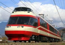 延徳~桜沢間にて(2006.11.18)