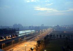 プラットホームからの眺め(2006.12.30)