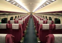 商務車車内(2006.12.30)