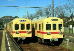 西鉄福間にて(2007.3.11)