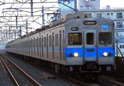 南行徳~行徳間にて(2006.11.3)