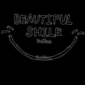 Beautiful Smile 笑顔 スマイル マーク 英語文字