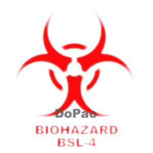 Biohazard バイオハザード 危険 ウイルス 感染 デザイン