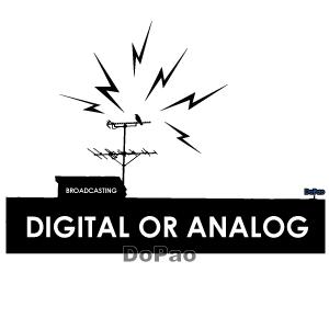 Digital Analog.png 地デジ アナログ アンテナ カラス デザイン