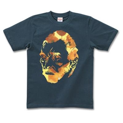 Gogh フィンセント・ファン・ゴッホ 肖像画 ひまわり オリジナルデザイン Tシャツ