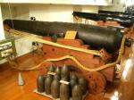 開陽丸-大砲