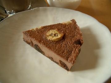 ベジタリアンチョコケーキ