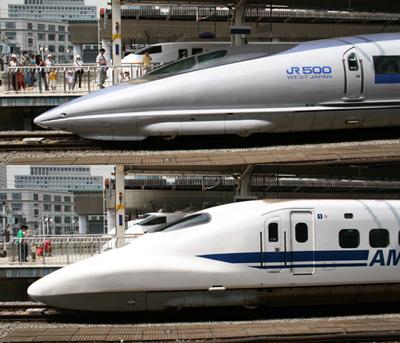 080999 500系700系 東京