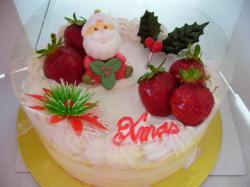クリスマスケーキ2006_2