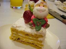 クリスマスケーキ2006_3