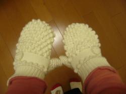 ユメの手袋