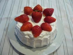 20070126誕生日ケーキ