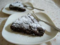 20070220チョコレートケーキ1
