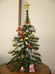 20071202クリスマスツリー