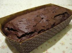 20080215プルーンのチョコレートケーキ