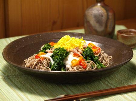 菜の花蕎麦3