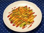 アスパラガスチーズお好み焼k1
