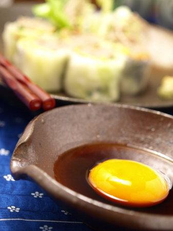 納豆蕎麦生春巻き11