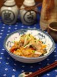 生姜風味の南蛮漬け2
