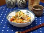 生姜風味の南蛮漬け3