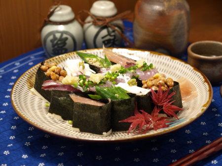 豆腐軍艦寿司9