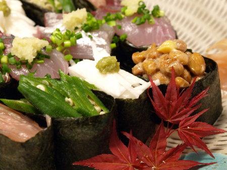 豆腐軍艦寿司12