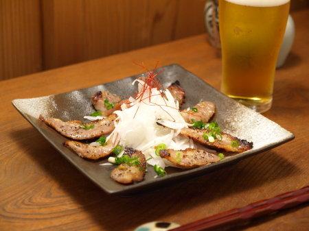豚トロ味噌焼き5
