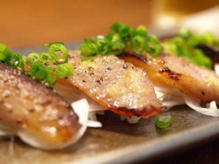 豚トロ味噌焼き8