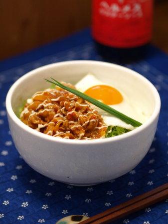 豚チリソース丼12