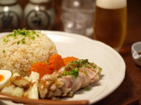 土鍋海南鶏飯15