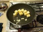 豆腐青梗菜コンビーフ6