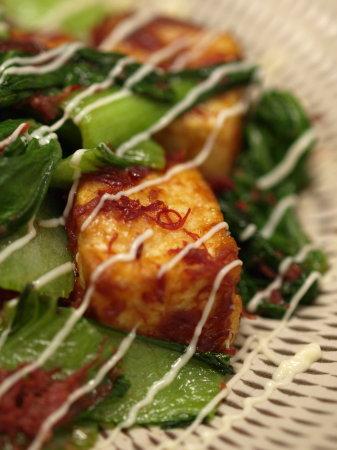 豆腐青梗菜コンビーフ15