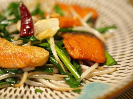 鮭ニラモヤシ17