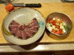 鰹たたき野菜カルパッョ5