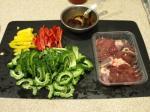 鶏肝とゴーヤーの中華甘辛2