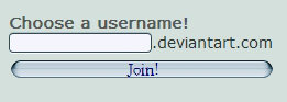 JoinStep1-choose a username
