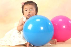 秋田のベビーフォト スタジオ撮影 赤ちゃんポスター展09夏