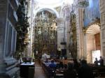 サンタプリスカ教区教会内部