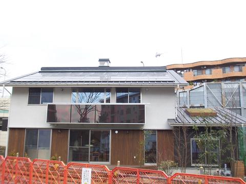 OMと太陽光発電