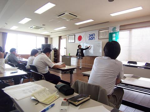 高橋慶先生研修会