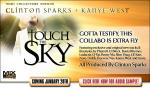 TOUCH THE SKY mixtape