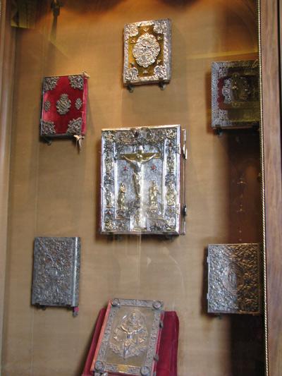 イタリア ローマ ヴァチカン美術館 聖書