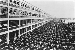 ハイランド・パーク・フォード工場