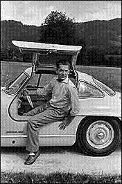 1954 Mercedes 300SL Gullwing&Karajan