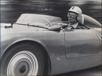 1959 Porsche RSK Spyder&Karajan