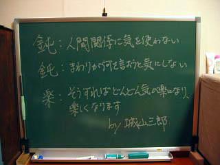 城山三郎の言葉