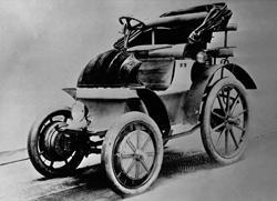 ローナー・ポルシェ電気自動車